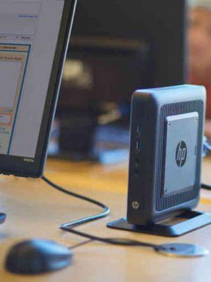 زیروکلاینت و تین کلاینت های مارک HP