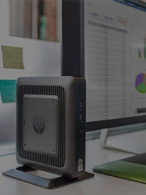 زیروکلاینت و تین کلاینت مارک HP
