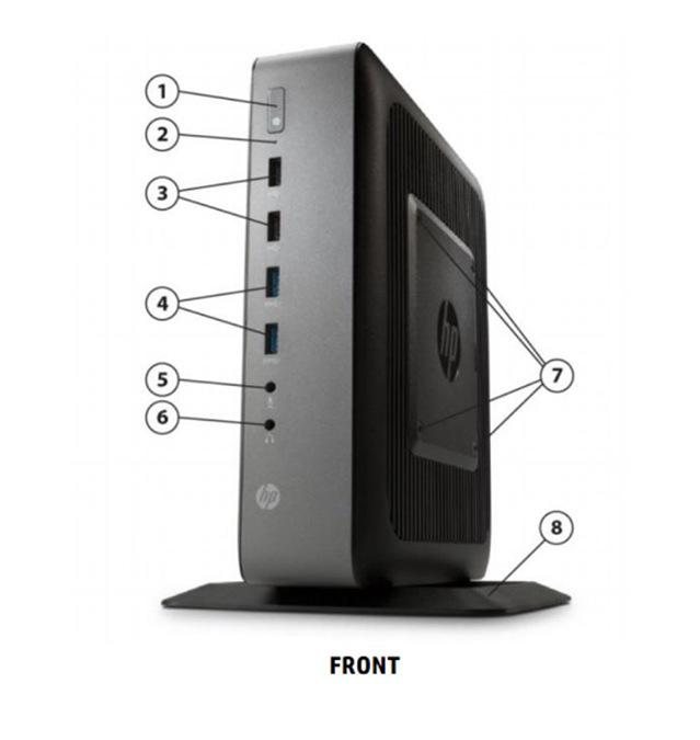 HP T620 Plus