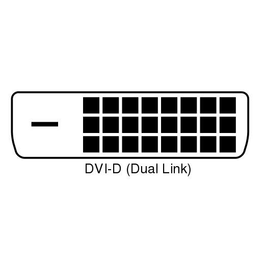 درگاه DVI-Dدر نوع Dual link