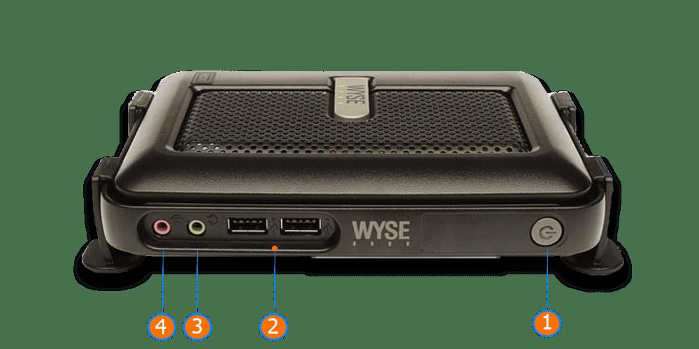 زیروکلاینت Dell WYSE C90LE