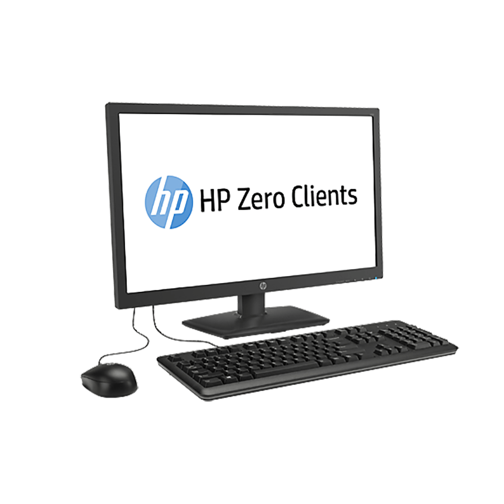 زیروکلاینت All In One HP T310