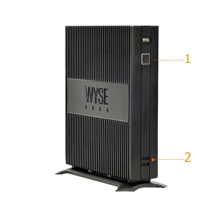 معرفی پورت های تینکلاینت Dell Wyse R10L