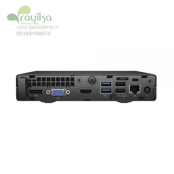 مینی کیس HP EliteDesk 705 G3